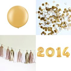 Graduation 2014 Party Pretties - Petite Party Studio