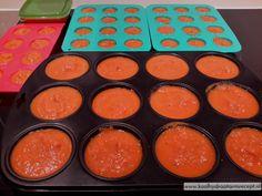 Italiaanse tomatensaus, invriezen
