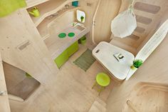 smart student unit by tengbom architects  - designboom | architecture & design magazine