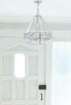 Zaria Pendant By Laura Ashley Ceiling Geometric Design Light High