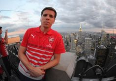 VIDEO: Squad go to the Top of the Rock | News Archive | News | Arsenal.com