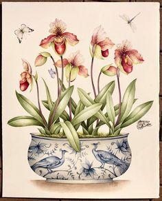 17.3 тыс. подписчиков, 2,062 подписок, 150 публикаций — посмотрите в Instagram фото и видео Kelly Higgs Botanical Art (@kellyhiggsbotanicalart)