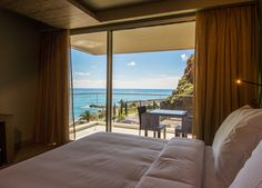 A relaxing stay on the island of Madeira Portugal at a striking, new hotel, with breakfast or half board