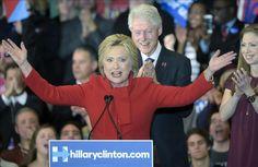 Clinton vence en Nevada, Trump busca ganar en Carolina del Sur