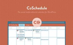 CoSchedule, Where Have You Been All My Blogging Life?