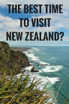 Expedia asked us to share our thoughts on the best time to visit New Zealand. See if you agree with what we think is the best time to visit!