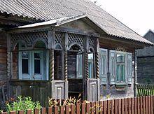 Ganek (architektura) – Wikipedia, wolna encyklopedia