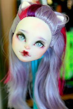 Monster High OOAK Catrine DeMew