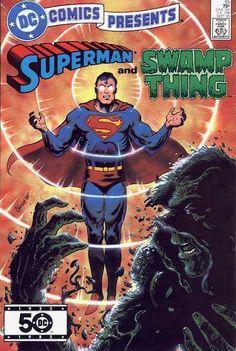 Chris is on Infinite Earths: DC Comics Presents #85 (1985)