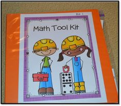 Mrs Jump's class: Math Units with FREEBIES and Toolkit binder covers {REPOST}