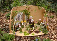 Moeder Aarde met de wortelkinderen (Atelier Pippilotta)
