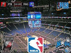 NBA 2016/17: Portland Trail Blazers 112-103 Orlando Magic