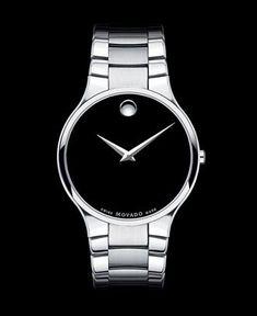 MEN'S MOVADO WATCH..A nice watch is a necessity..
