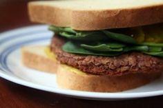 Freeburgers from the cookbook Quick-Fix Vegan