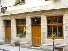 The Maison de Nicolas Flamel (Nicolas Flamel House) is the oldest stone house of Paris, dating back to the 15th century. Situated at number 51 Rue de Montmorency in the 3rd arrondissement of Paris, the house belonged to Nicolas Flamel and his wife Pernelle who had it built in 1407 to house the poor. ToRead More