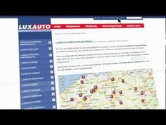 Webdesign & Social Media Case study: Luxauto Linkedin Network, Social Marketing, Case Study, Web Design, At Least, Social Media, Videos, Youtube, People