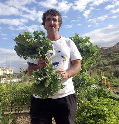 Julio Cantos es permacultor mediterráneo