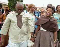 African Wear, African Dress, African Fashion, Women's Fashion, Beautiful African Women, African Beauty, African Wedding Attire, Shweshwe Dresses, African Accessories