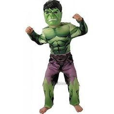 #Medium boys marvel hulk #costume - kids #childrens comic book the movie film,  View more on the LINK: http://www.zeppy.io/product/gb/2/131975418599/