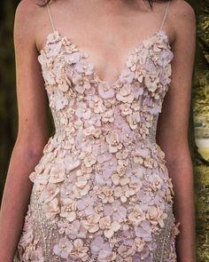 Starry Eyed — Details Paolo Sebastian A/W Couture Couture Mode, Couture Fashion, Runway Fashion, 2000s Fashion, Fashion Hair, Fashion Clothes, Latest Fashion, High Fashion, Fashion Dresses