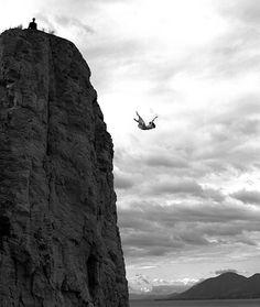 saltando libre