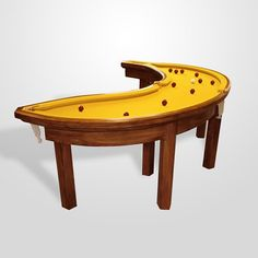 Banana Pool Table at Firebox.com
