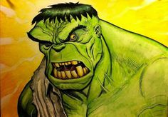 Fun Comics, Marvel Comics, Hulk Art, Hero Costumes, Arte Horror, Comic Art, Comic Books, Incredible Hulk, American Comics