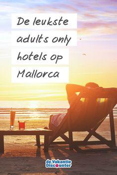 Mallorca is dankzij haar fijne klimaat een echte zonbestemming. Ben je naast zon ook echt op zoek naar rust? Dan is een adults only hotel een geweldige optie! Mallorca heeft voldoende aanbod voor wie liever niet nat wordt gespetterd aan het zwembad. Kinderen zijn in deze hotels namelijk uit den boze.