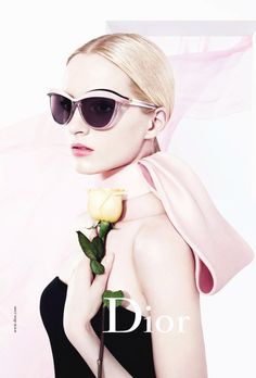meiselmuse: Daria Strokous / Dior Spring Summer...