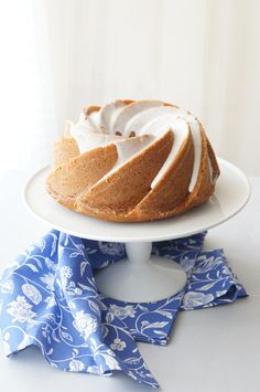 This delicious toffee bundt cake makes the perfect dessert or breakfast treat with a cup of coffee. Click over for the recipe by Sugar & Buttery!