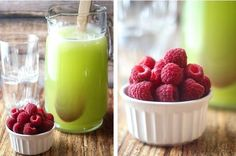 Honeydew  Raspberry Agua Fresca | 14 Beautiful Fruit-Infused Waters To Drink Instead Of Soda