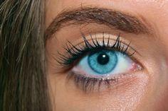 wish i had blue eyes