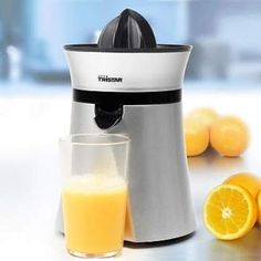 Tristar CP2262 Juicer with Anti Drip System - Valdinia.com