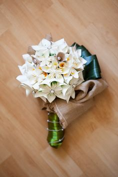 BRIDAL BOUQUET origami matrimonio kusudama di BOMBOSTEFY su Etsy