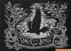 The Raven King Jonathan Strange And Mr Norrell illustration