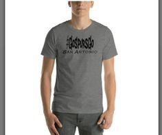 Excited to share the latest addition to my #etsy shop: San Antonio #GoSpursGo Spurs Shirt, San Antonio Spurs T-shirt, Spurs Gifts, Spurs Fans, Spurs Men's Shirt, Women's Spurs Shirt https://etsy.me/2HrgmNw #clothing #shirt #gray #sanantonio #gospursgoshirt #gospursgo #