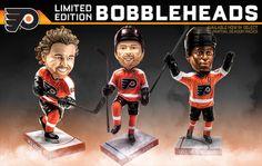 Collectible bobbleheads to return during the 2015-16 season - Philadelphia Flyers - News