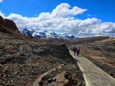 Jour 3 : Excursion dans la Cordillère Blanche vers le Nevado Pastoruri   Photo @http://lc.cx/ZgTc