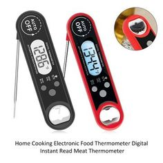Thermometre numerique Viande Turquie BBQ Cuisine Restauration sonde Cuisine Hot TOOGOO R