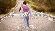 """Preview video lirik Single kedua Hafiz Zainal @hafizza1nal """"Gadis Melayu Ayu"""". Saksikan version penuh di youtube esok. #gilamuzik #gadismelayuayu #hafizzainal"""