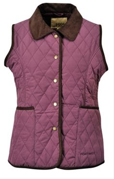 The Hazel Bodywarmer is a variation on the Hazel jacket. Designed for the lady who might not need a full jacket but still wants the features and comfort of the Hazel jacket. Hazel Bodywarmer    Features:    Corduroy collar, cuff and pocket lining    Tapered fit Brass buttons    Embossed branding detail