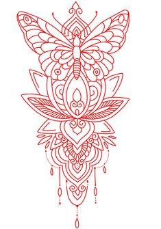 Mandala Hand Tattoos, Mandala Tattoo Design, Tattoo Design Drawings, Henna Tattoo Designs, Tattoo Sleeve Designs, Tattoo Sketches, Sleeve Tattoos, Tattoo Outline Drawing, Dope Tattoos