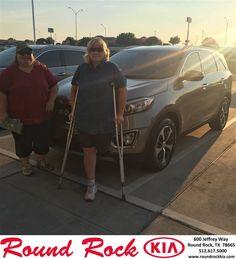 https://flic.kr/p/F5YJBA | #HappyBirthday to Michelle from Andi Wilson at Round Rock Kia! | deliverymaxx.com/DealerReviews.aspx?DealerCode=K449