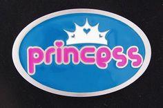 PRINCESS BUCKLE