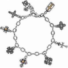 Eternity Cross Bracelet  available at Brighton....birthday gift...one of my favorites!!