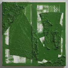 Pierre-Jean Maurel - Jos van Merendonk (Dutch b. Art Walk, Green Art, Contemporary Art, Plant Leaves, Abstract Art, Outdoor Blanket, Van, Sculpture, Fine Art