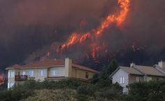PHOTOS OF 2013 COLORADO WILDFIRES | Colorado Springs Fire Could Delay Pike's Peak Hill Climb | AutoGuide ...