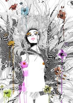Illustration by Noumeda Carbone