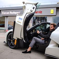Hungarian la ferrari aperta / Josh Cartu (37') -600milllion HuFt