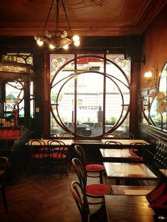 Brasserie FALSTAFF - Bruxelles photo: igor campos